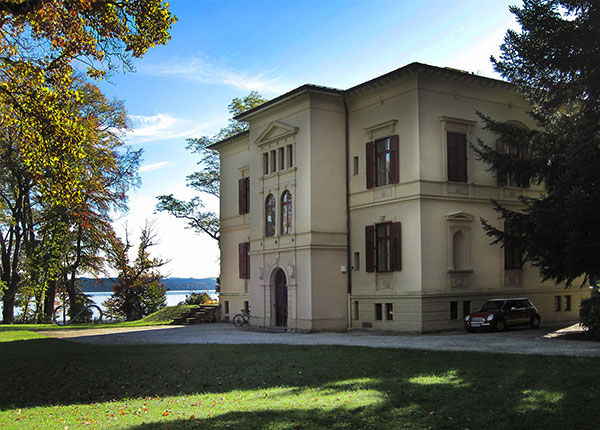 Villa Kustermann in Tutzing am Starnberger See